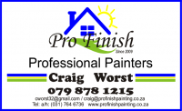 Pro Finish Professional Painters